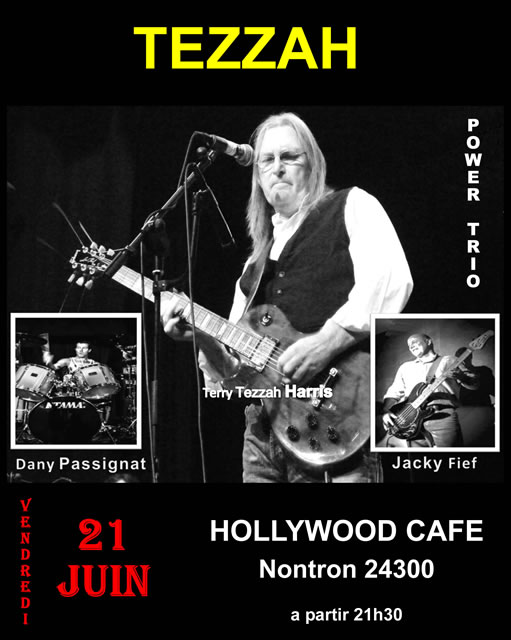 Tezzah Hollywood Cafe