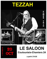 Le Saloon Oct Poster